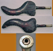 1800's Wing Knitting Handle