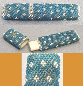 Beaded Needlecase